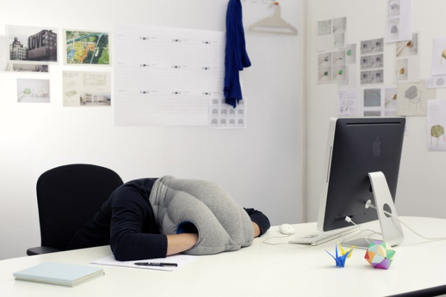 120919-ostrich-640x426 Power Nap Anywhere with Ostrich Pillow (Video)