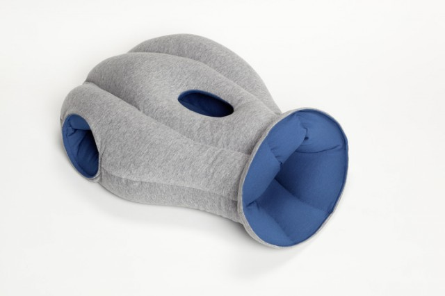 120919-ostrich1-640x426 Power Nap Anywhere with Ostrich Pillow (Video)