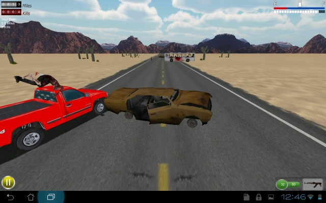 3dzombie02-640x400 Drive with Zombies 3D for Android Review