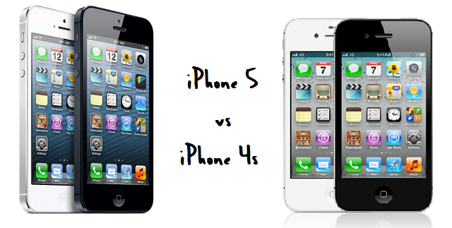 4si iPhone 4S versus iPhone 5: Which is the better deal?
