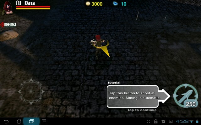 exorcist1-640x400 App Review: Exorcist 3D Fantasy Shooter on Android