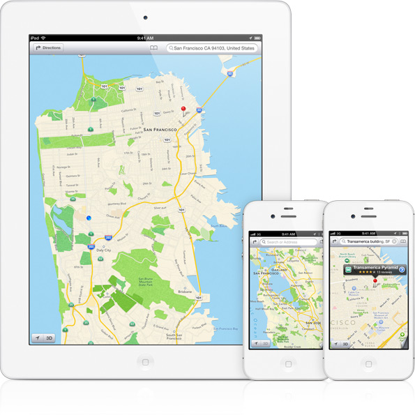 ios6maps Want Google Maps Back for iOS 6? A solution may soon be at hand