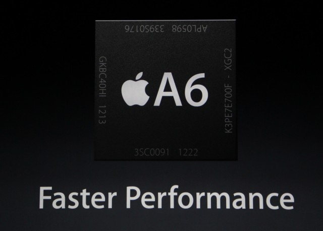 iphone5-640x458 Apple A6 Chip is More In-House Designed than Ever Before