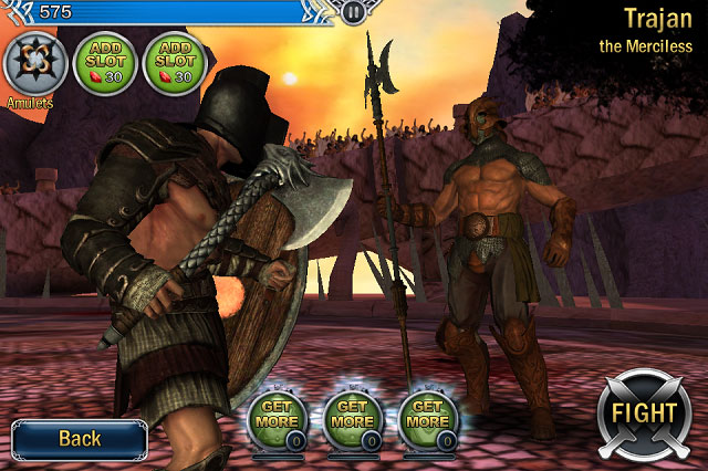 legend1 Blood and Glory Legend Review for iOS