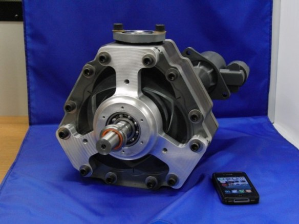 121022-liquidpiston2-640x479 LiquidPiston X2 Rotary Much More Efficient Than Internal Combustion Engine