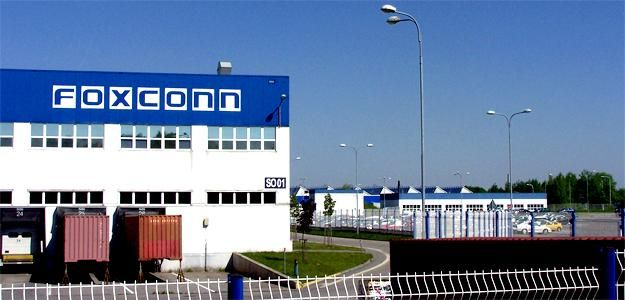 foxconn-building Could Foxconn be Considering Making Their Own Hardware?