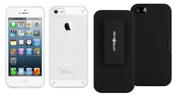 iphone5-case-deal Daily Deal: $9 MiniSuit iPhone 5 Connect Case for Apple iPhone 5