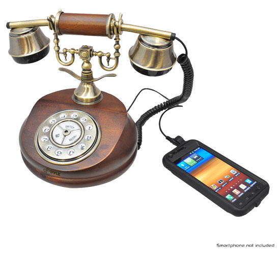 121120-rotary The Retro iPhone Rotary Smartphone Dock Grandma Will Love