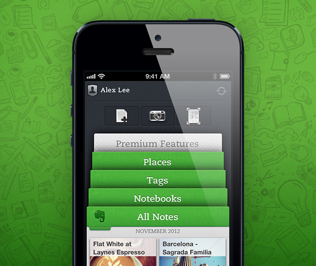 ENv5-iOS_Vertical-3 Evernote 5 for iPhone, iPad and iPod Touch Released