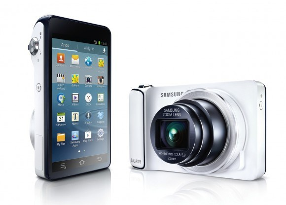 Galaxy-Camera New Android Powered Galaxy Camera for $499 on AT&T