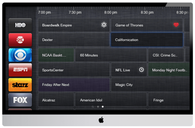app-tv-640x420 Time Warner CEO wants Apple to release a television