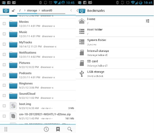 cyna CyanogenMod gets Native File Manager in Latest Nightly Builds