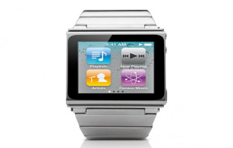 apple-smartwatch Could Apple Eventually Release a Smartwatch? (Rumor)