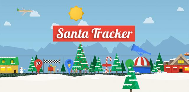 google-santa-640x312 Google Releases its Own Santa Tracker App