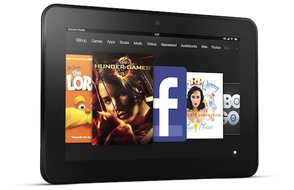 kindle-fire-hd Kindle Fire HD 8.9-inch 16GB Tablet for an Impressively Low $250, Today Only