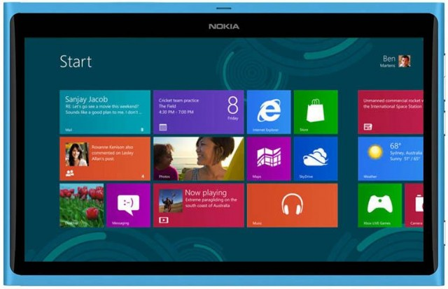 nok-lum Nokia Windows RT Tablet Said to Feature Special Dock Cover with Extra Battery Power