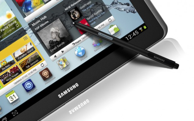 g-note Samsung Galaxy Note 8 Tablet coming to MWC