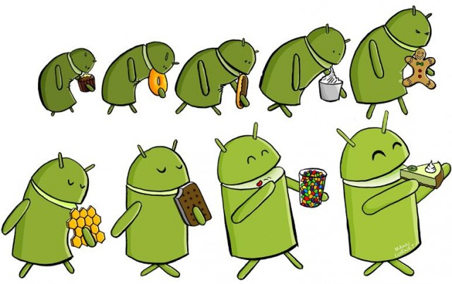 keylime-640x403 Android 5.0 Key Lime Pie coming to Google I/O? Qualcomm Roadmap Leaked