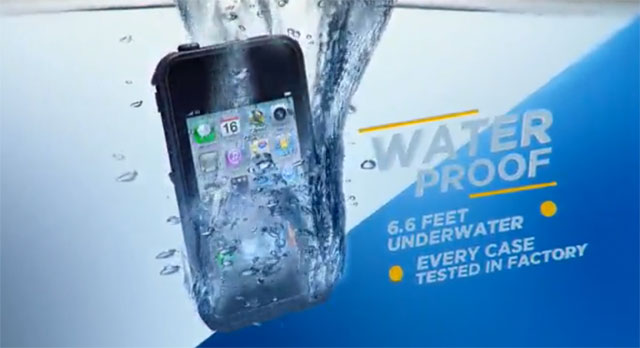 lifeproof-iphone4s-case Daily Deal: LifeProof Waterproof iPhone 4/4s case for $50