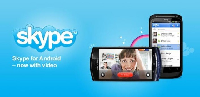 skype-for-android-640 Skype for Android Update Brings Portrait Calling And More Languages