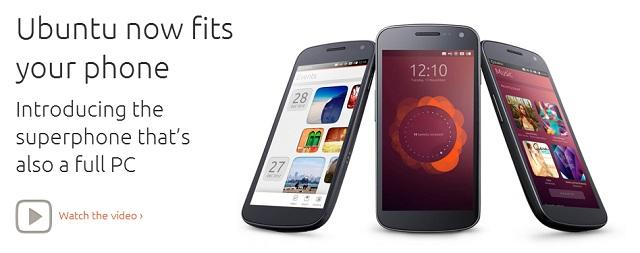 ubuntu Canonical Unveils Ubuntu Phone OS, Plans to Show It Off At CES