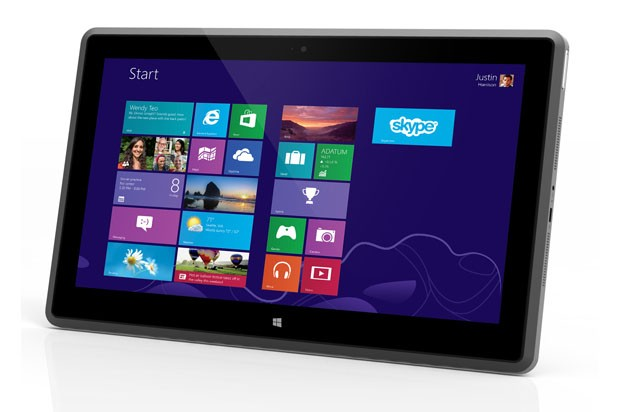 vizio Vizio Announces Windows 8 AMD Tablet