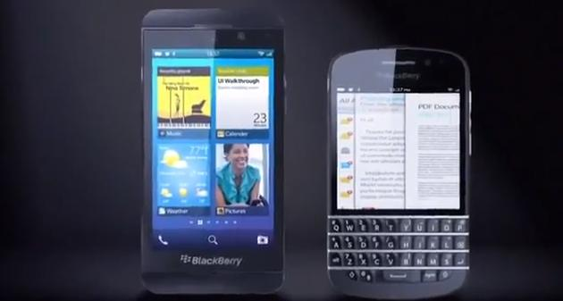 x10-blackberry Blackberry X10 Handset Coming January 30th?