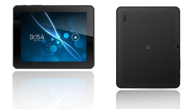 zte-tablet  ZTE V81 8-Inch Android Tablet Challenges iPad Mini
