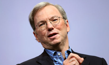 Eric-Schmidt-of-Google-010 Eric Schmidt plans to sell 42% stake in Google during 2013