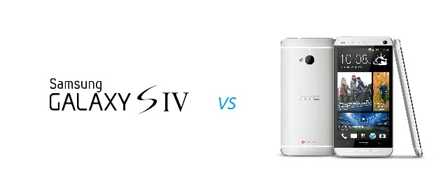 gs4-htc-one HTC One versus Samsung Galaxy S4: Can HTC Compete Against the S4?
