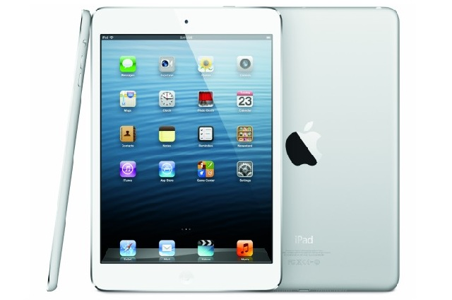 ipad-mini iPad Mini 2 to Feature 2048x1536 Resolution Display?