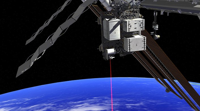 nasa-laser-space-station-OPALS NASA To Test Laser Data Transmission In October