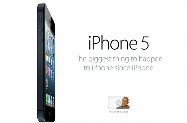 official-iphone-5-640x420 iPhone 5 Was World's Best Selling Smartphone in Q4 2012