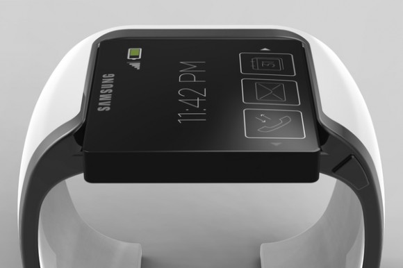 samsung-smartwatch Next Galaxy product will be a Smartwatch?