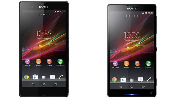 sonyzandzl Official Release Date of Sony Xperia Z