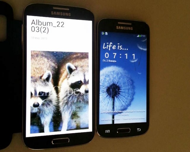 130325-galaxys4mini-640x512 Four Versions of Samsung Galaxy S4 Mini Due This Summer?