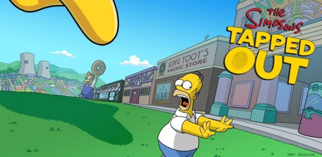 Simpsons-Tapped-Out-640x312 The Simpsons: Tapped Out Review