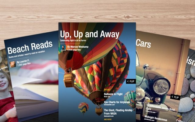 fan_1200_750 Flipboard 2.0 for iOS Lets You Become an Editor