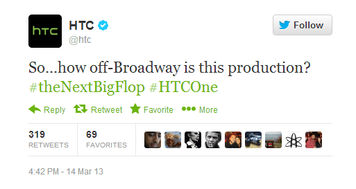"htc-next-big-flip HTC Calls Out the Galaxy S4 as the ""Next Big Flop"", Agree or Not?"