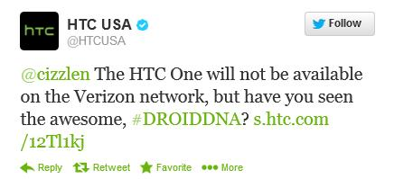 htc-usa HTC One Will Not Be Coming to Verizon After All