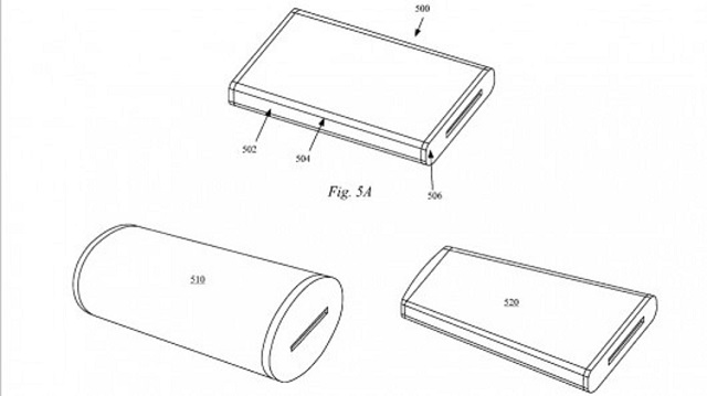 apple-wrap-around-display-iphone-patent-11 New Apple Patent Hints at iPhone of the Future