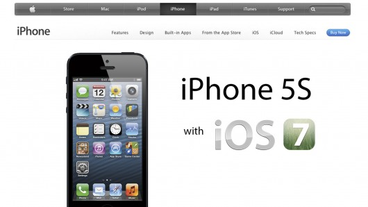 iphone-5s-logs Reports say iOS 7 is Behind Schedule but Will be the Biggest Change to Date