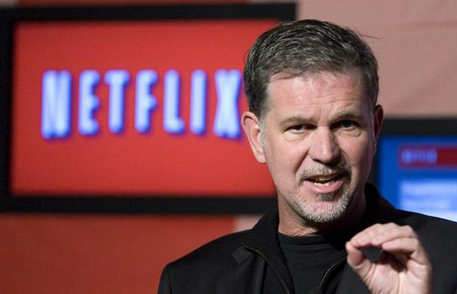 netflix-reed-hastings Netflix Introduces $12 Streaming Plan, Allows 4 Simultaneous Streams