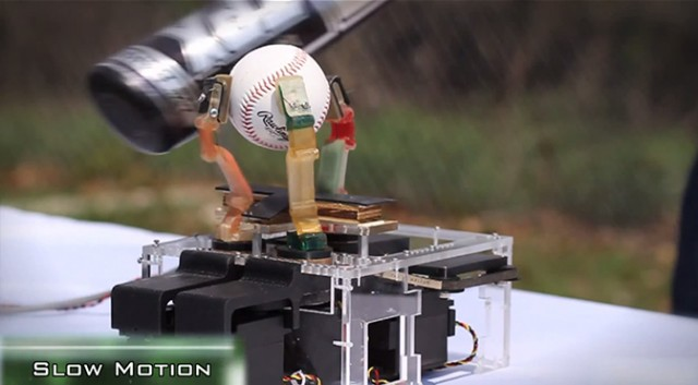 darpa-robot-hand-irobot iRobot Hand For The DARPA ARM Program (Video)