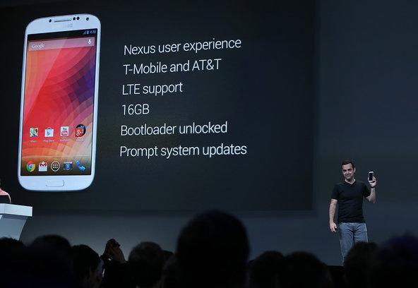 "s4-google Google Announces Galaxy S4 ""Google Edition"" at Google I/O"