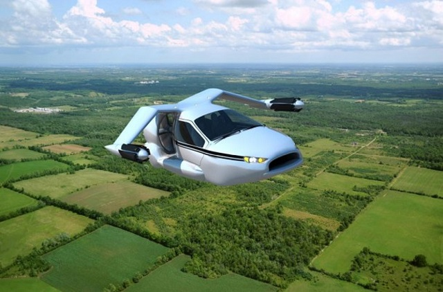 tfx-terrafugia2 Terrafugia's TF-X Plug-In Hybrid Flying Car (Video)