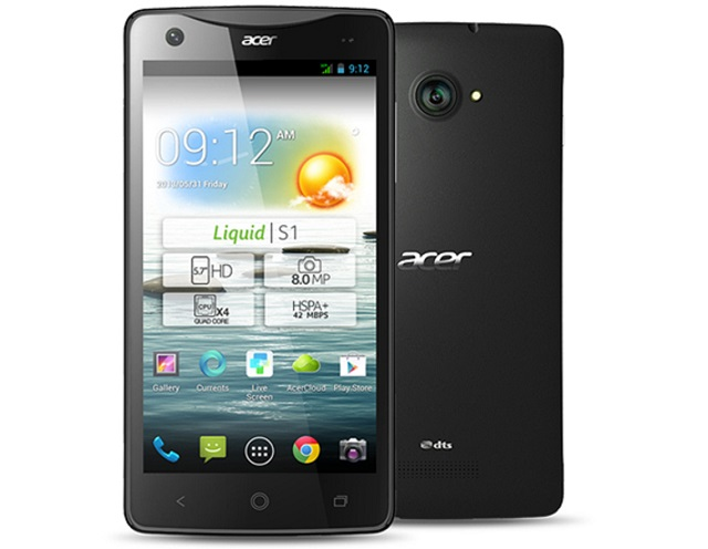 Acer-Liquid-S1-computex Acer Liquid S1 Android phone and Iconia W3 Windows 8 Tablet Unveiled