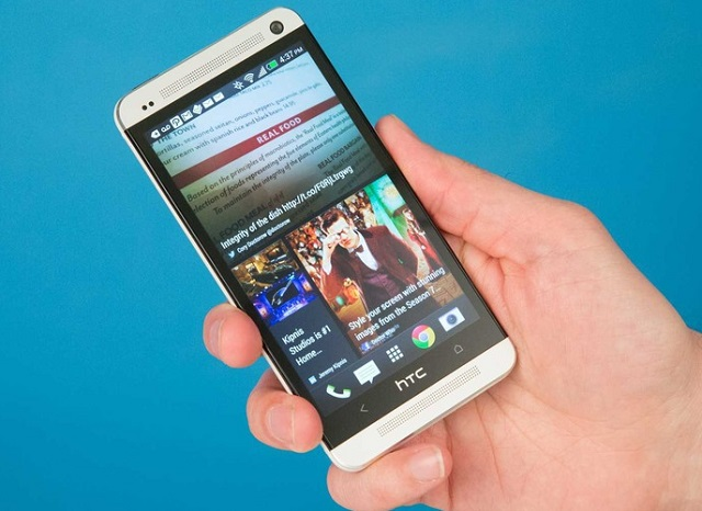HTC-One-verizon Daily Deal: HTC One for Just $49.99 with Contract