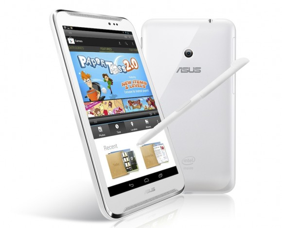 asus-fonepad-note Asus FonePad Note Set to Take On the Galaxy Note Series
