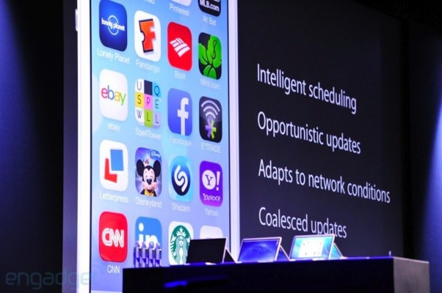 ios72-640x425 Apple's iOS 7 is Official, Brings Major Design Changes